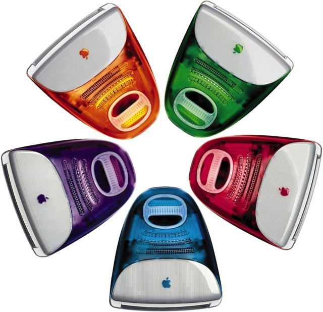 Apple iMac design (1998)